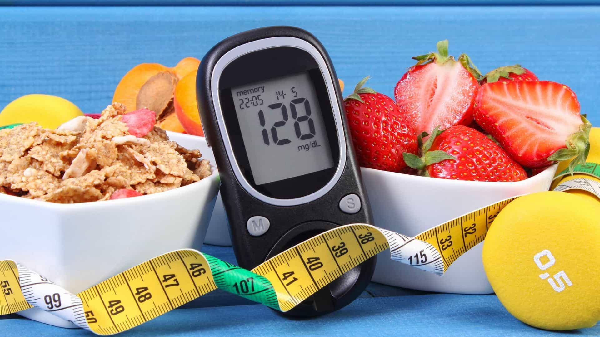 Benefícios da dieta low carb para a diabetes