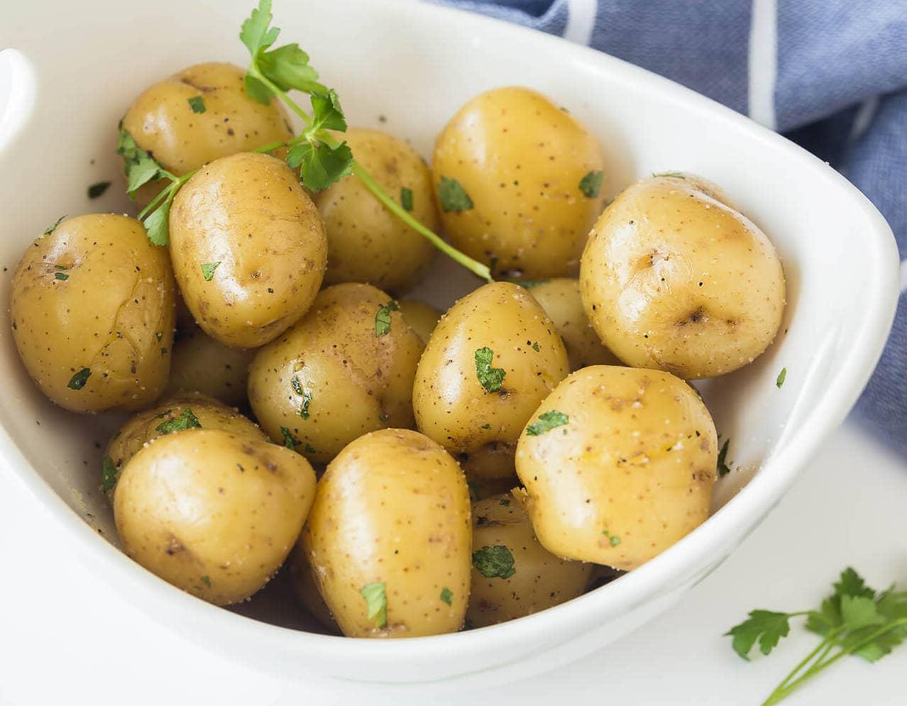 A redenção da batata