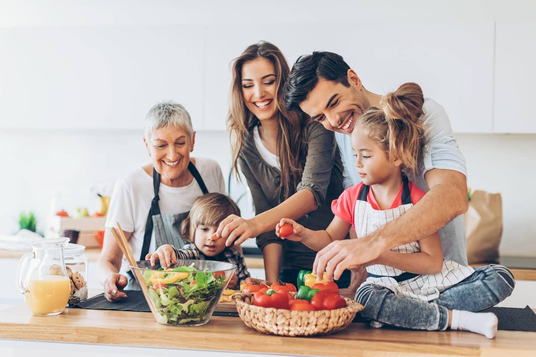 21 Dicas para que os seus filhos comam melhor