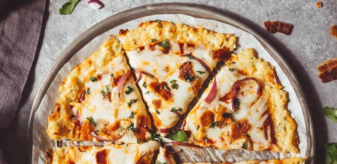 Base de piza (sem farinha)