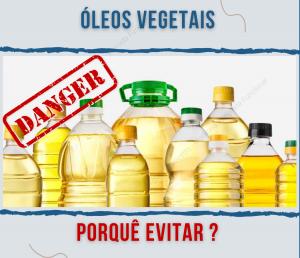 Malefícios Óleos Vegetais
