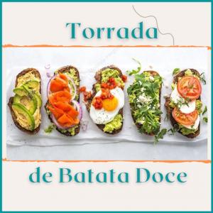 Torrada Batata Doce - Miguel Figueiredo