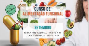 Curso de Alimentação Funcional - Miguel Figueiredo