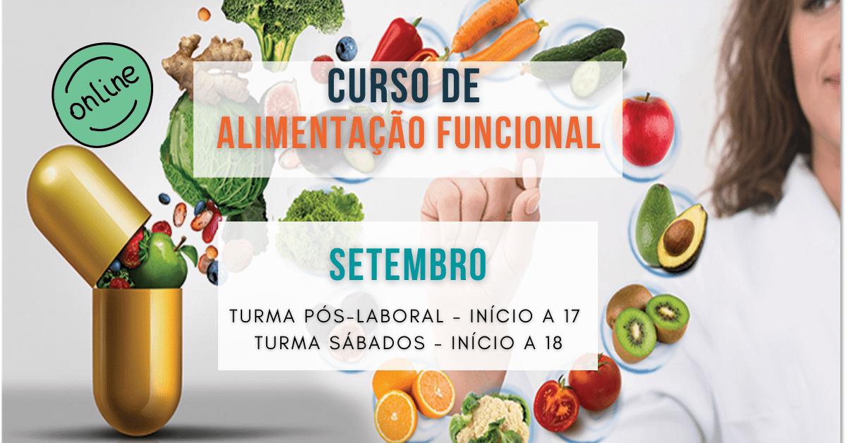 Curso de Alimentação Funcional